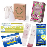 It's Your Period Organicup Size B - Relaxing Starter Pack - It's Your Period