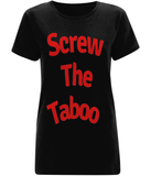 Women's Classic Jersey T-Shirt Screw The Taboo - It's Your Period