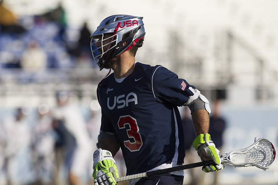 MLL ALL-STAR GAME WITH TEAM USA TO AIR ON ESPN