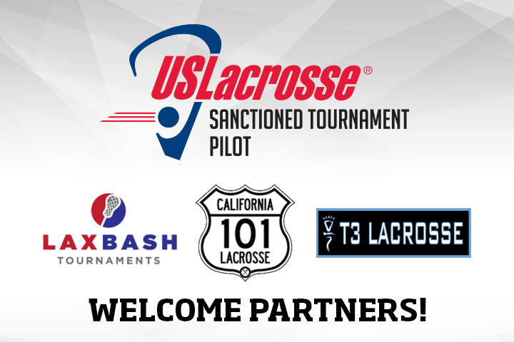 US LACROSSE ADDS THREE PILOT PARTNERS TO TOURNAMENT SANCTIONING PROGRAM