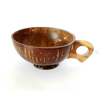 COCONUT DRINKING CUP - ORIGINAL