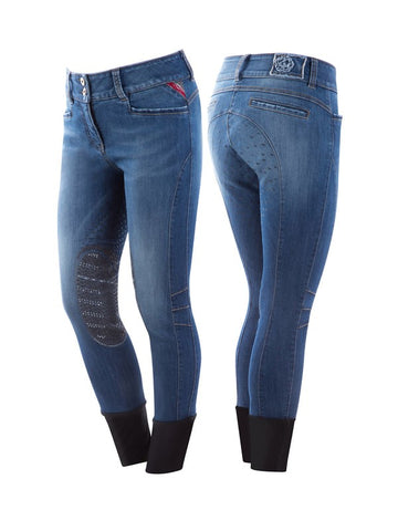 Animo Noxi Jeans Woman's Breeches