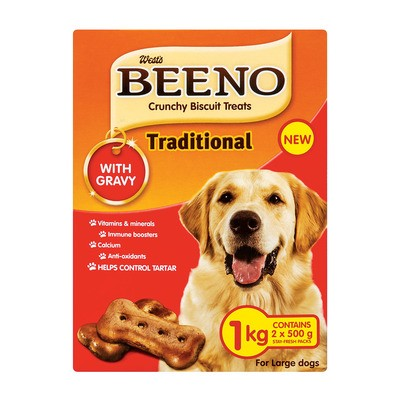 Beeno Trad Lrg With Gravy 1Kg