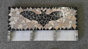 Bat Boxes Mosaic