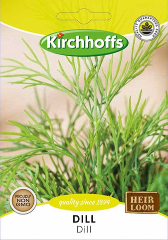 Herb Seeds - Dill