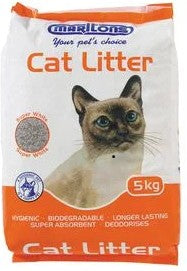 Cat Litter (Normal) 5Kg