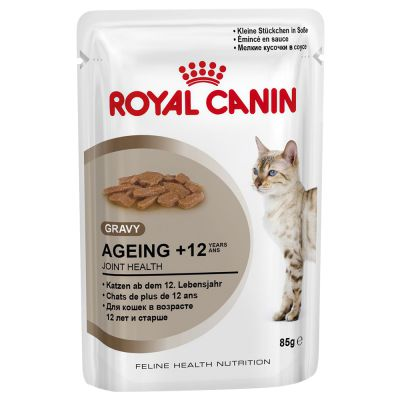 Royal Canin Ageing +12 Sachets Each