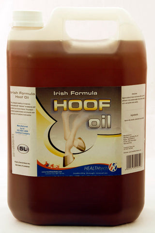 Hoof Oil 5L (Irish)