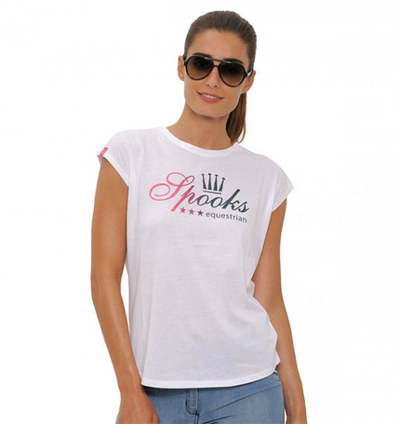 Spooks Maggie Shirt White