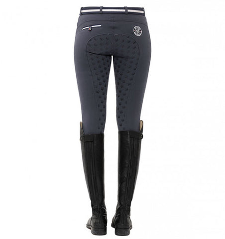 Spooks Lucy Full Grip Breeches Night Blue