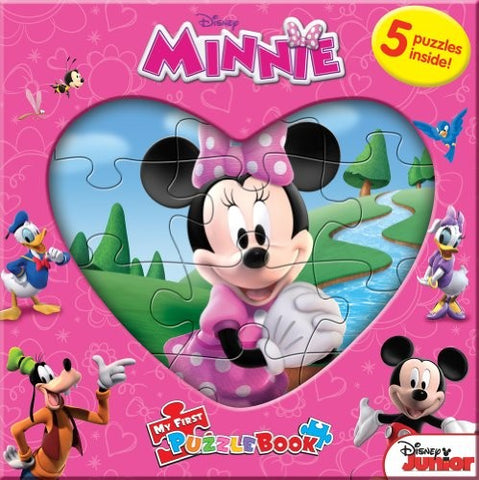 Puzzle Book - Minnie