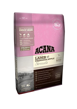 Acana Grass fed lamb 11.4kg