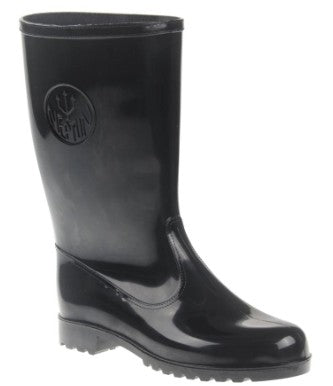 Gumboots Ladies Black 4