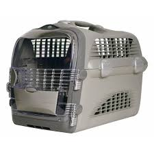 Catit Cabrio Cat Carrier White/Grey