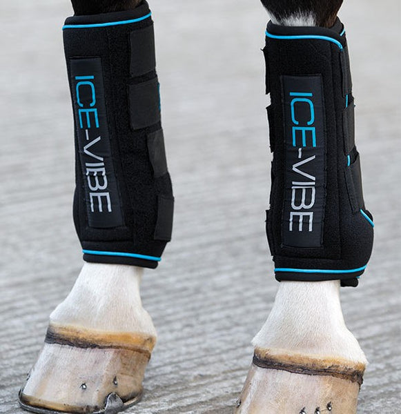 Extra Full Ice Vibe Tendon Boot