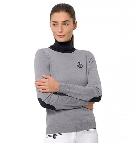 Spooks Mila Turtleneck Grey