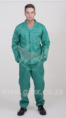 Overalls Green 36 2P