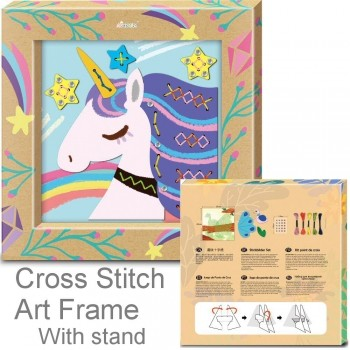 Avenir Cross Stitch Unicorn