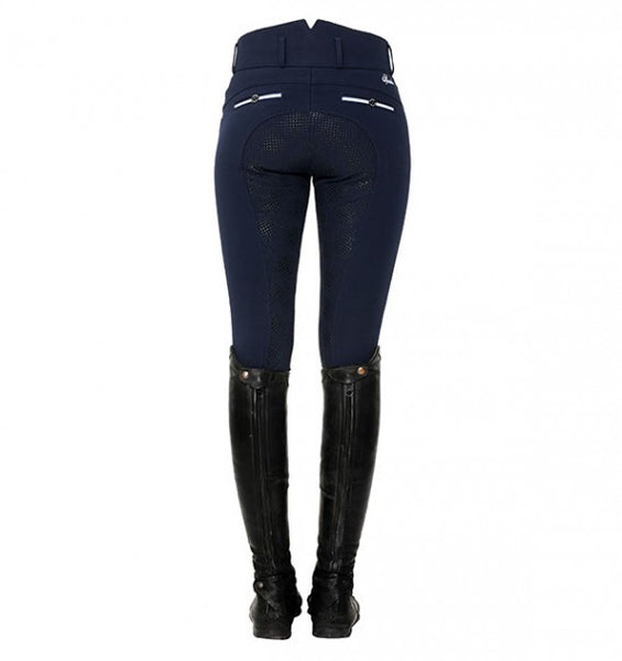 Spooks Ricarda Dressage Full Grip Navy