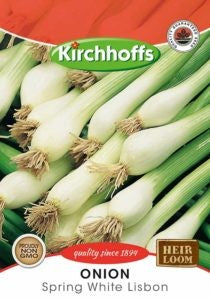 Veggie Seeds - Spring Onion