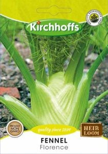 Herb Seeds - Florence Fennel