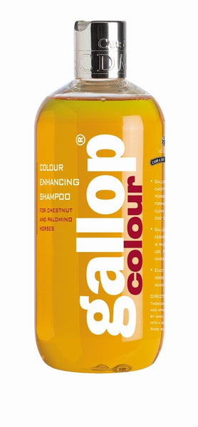 Gallop Colour-Chestnut 500ml