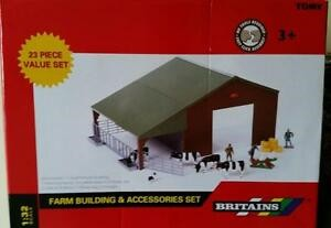 Farm Building Set 1/32