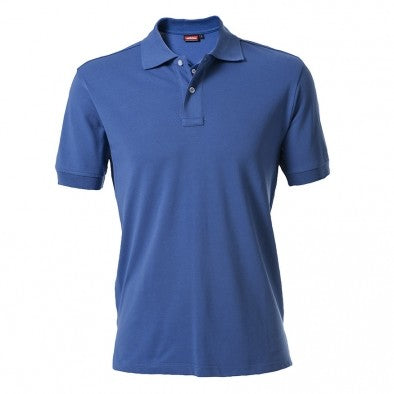 Jonsson Golf Shirt Blue