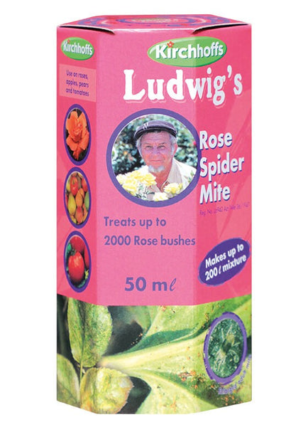 Ludwig'S Rose Spider Mite 50Ml