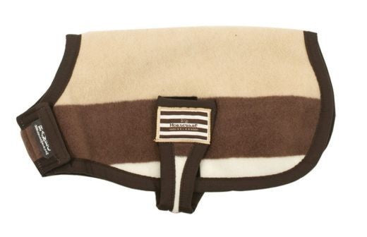 Brown Rambo Dog Fleece