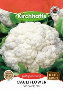 Veggie Seeds - Cauliflower