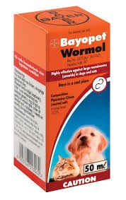Bayopet Wormol 50Ml