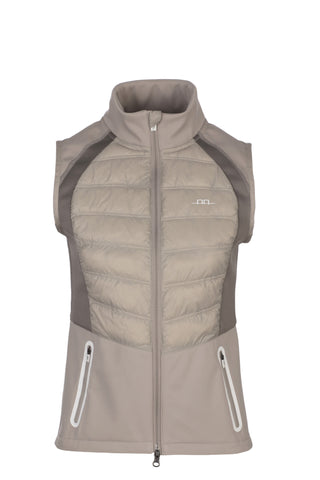 Horseware Isola Insulation Vest Sandstone