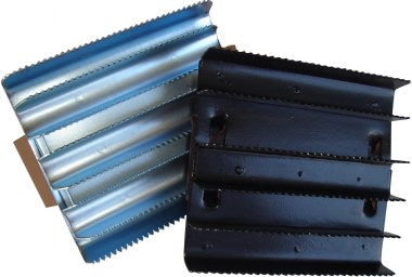 Curry Comb Metal Closed Back