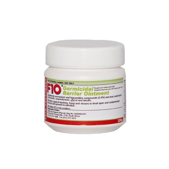 F10 Ointment 100G