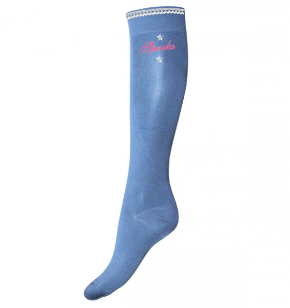 Ladies Skyblue Chantal Spooks Socks