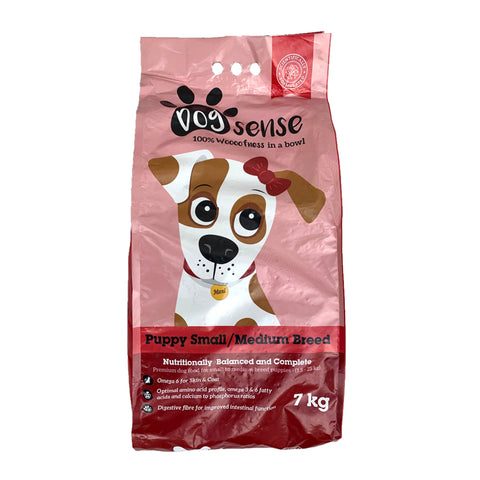 Dogsense Small breed Puppy Dog food