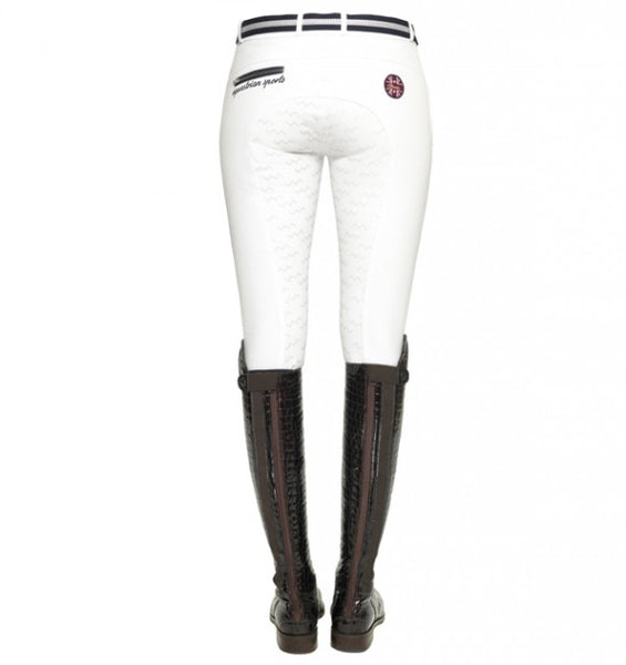 Spooks White Full Grip Valerie Breeches Spooks