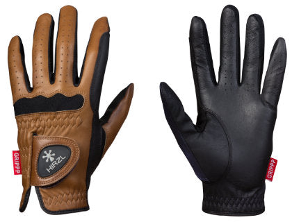 Hirzl Brown Grippp Elite Gloves