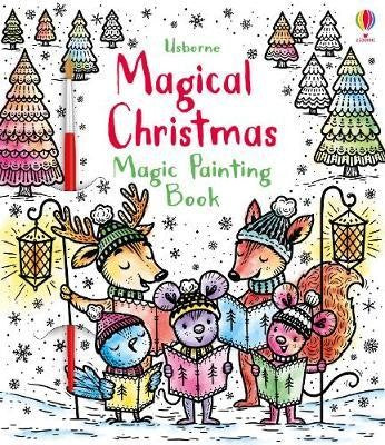 Christmas - Magic Painting