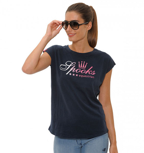 Spooks Maggie Shirt Navy
