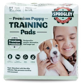 Puppy Training Pads 14s SROGLEY