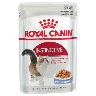 Royal Canin Instinctive Jelly Each