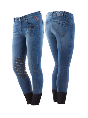 Animo Nuoto Jeans Woman's Breeches