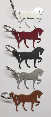 Key Chain - Dressage Horse