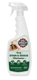 Sp Dog S&o Remover 750ml