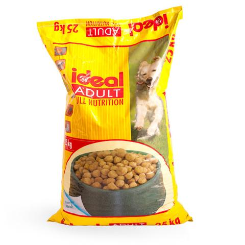 Ideal Dog Adult 25Kg
