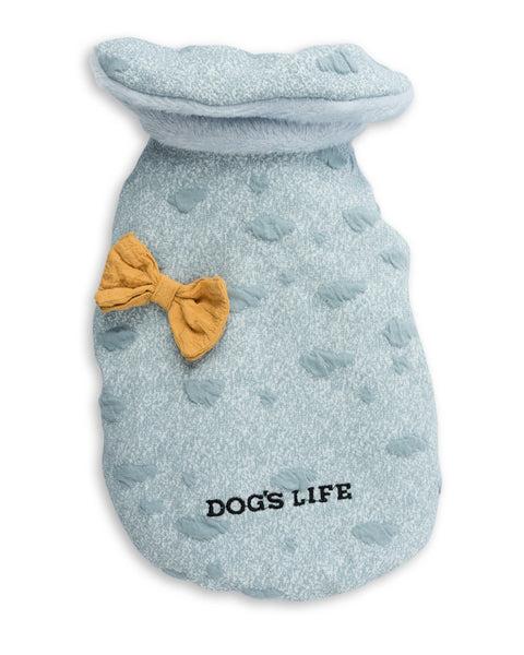 DOGS LIFE DAY DREAMER CAPE BLUE S