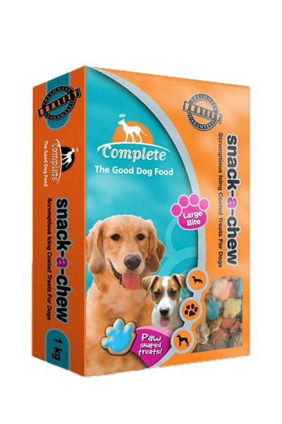 Complete Snack-A-Chew Lrg 1Kg
