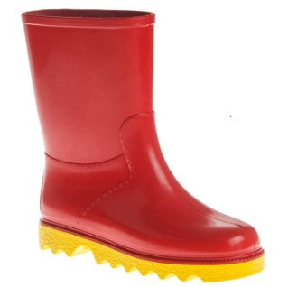 Gumboots Child Red Size 02